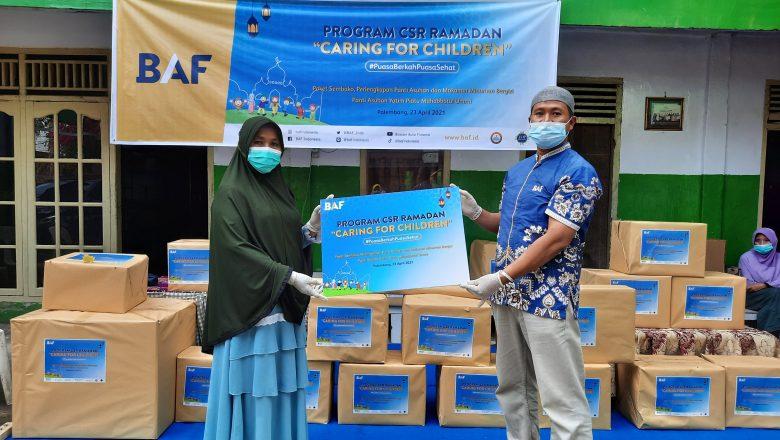Caring For Children, BAF Salurkan Bantuan ke Panti Asuhan