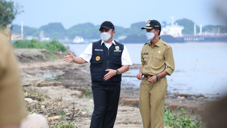 Gubernur Herman Deru Dukung Pembangunan Pulau Kemaro