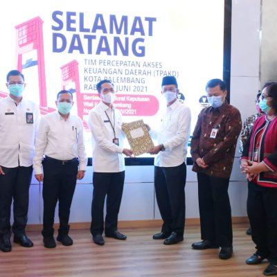 TPAKD Palembang Diharapkan Berdampak Positif kepada UMKM