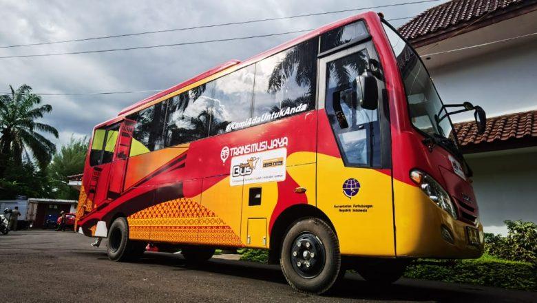 Palembang Rencanakan Pakai Bus Listrik Pada 2023