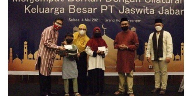 PT Jaswita Berbagi Berkah Ramadan bagi Karyawan dan Yatim Piatu
