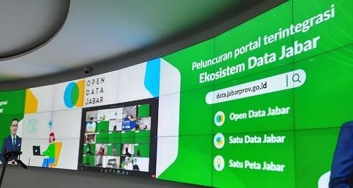 Jurnalis Sambut Baik Ekosistem Data Jabar