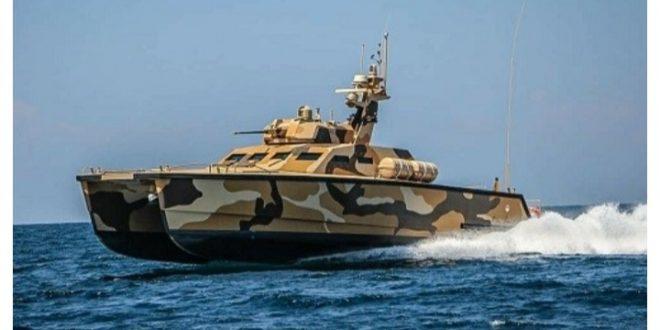 Tank Boat Antasena Sukses Jalani Sea Trial & Firing Test