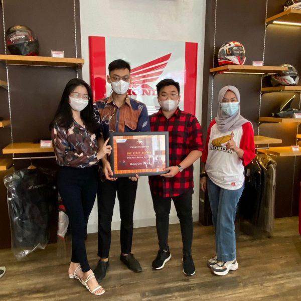 Renyah Nian, Bawa Pulang Puluhan Juta dari Honda Business Challenge